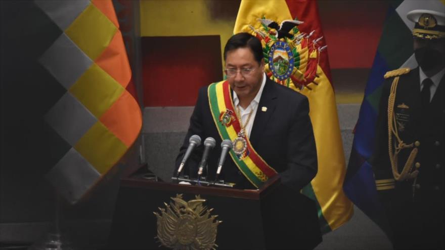Arce reitera que el fraude electoral en Bolivia nunca se probó
