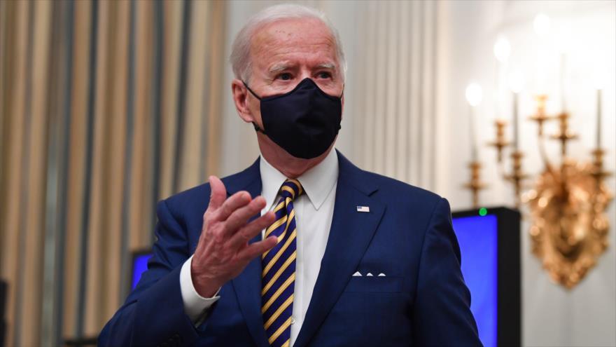 Encuesta: Biden prolongaría el tratado de desarme nuclear con Rusia