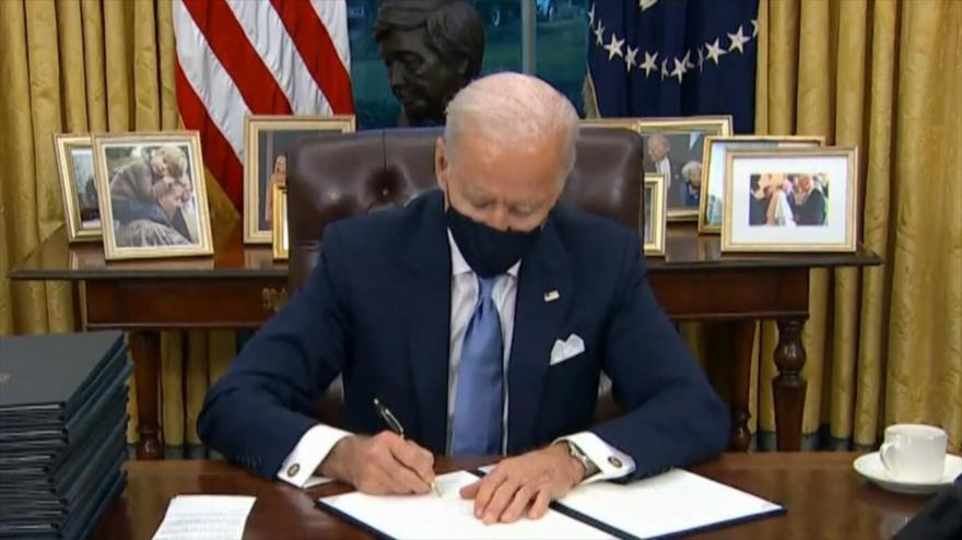Recuento: Los desafíos de la Administración Biden