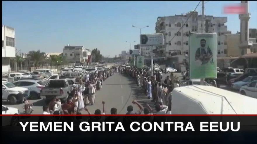Yemen grita contra EEUU. Fracaso de Guaidó. Críticas al régimen golpista - Boletín: 01:30- 24/01/2021