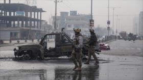 Explosión deja tres heridos en Afganistán; ¿ataques selectivos?