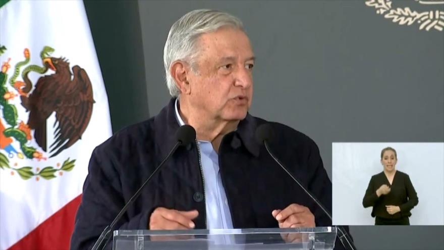 México anuncia apoyo económico de EEUU ante crisis migratoria