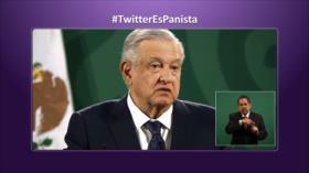 Etiquetaje: AMLO: Twitter México es panista