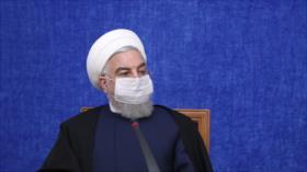Presidente Rohani vaticina un futuro brillante para economía iraní