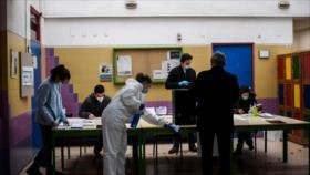 Portugal celebra elecciones presidenciales en medio de la pandemia