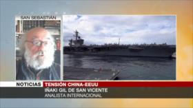 Gil: Taiwán será una parte protegida por EEUU para provocar a China