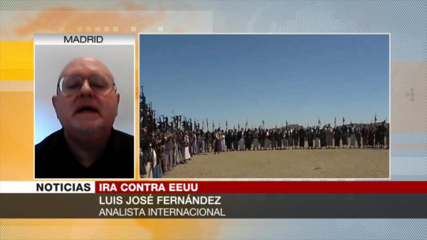 José Fernández: EEUU chantajea a Ansarolá al declararlo terrorista   HISPANTV