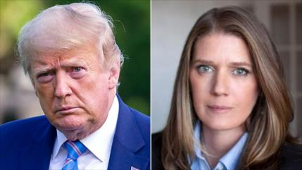 Otro acto en repudio a tío: Mary Trump podría cambiar su apellido