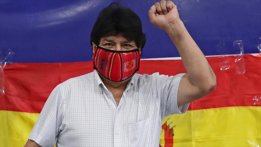 Evo Morales, el expresidente de Bolivia, (Foto: El País)