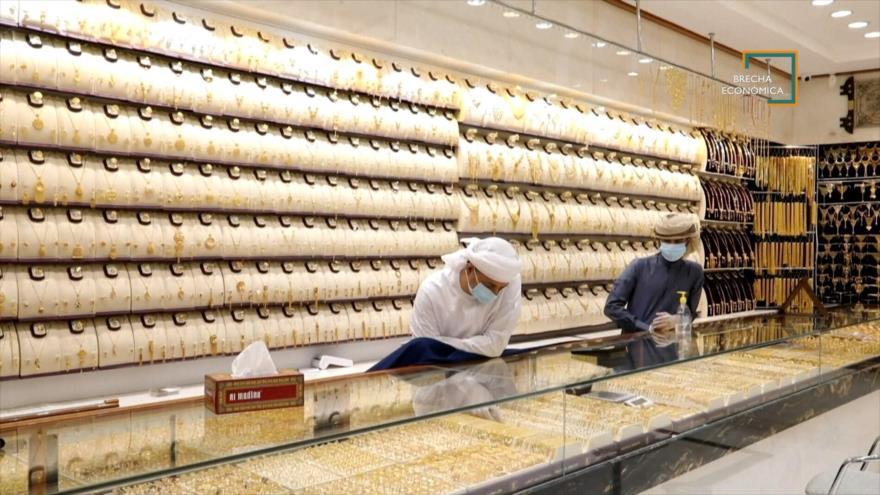 Brecha Económica; Dubái: un centro de contrabando en EAU