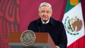 Presidente de México anuncia que dio positivo en la COVID-19