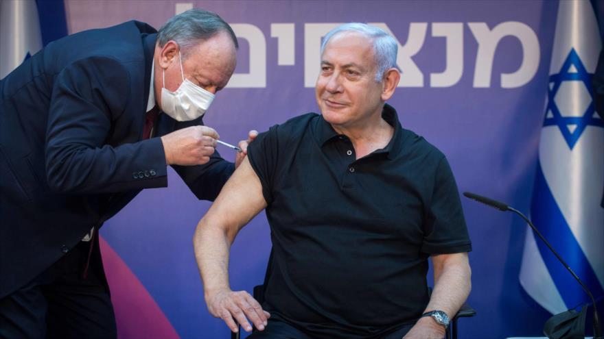 Congresistas de EEUU exigen a Israel proveer vacunas a palestinos | HISPANTV