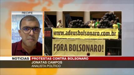 Campos: No habrá impeachment a Bolsonaro por rechazo parlamentario