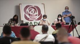 Partido colombiano FARC cambia de nombre por el de Comunes