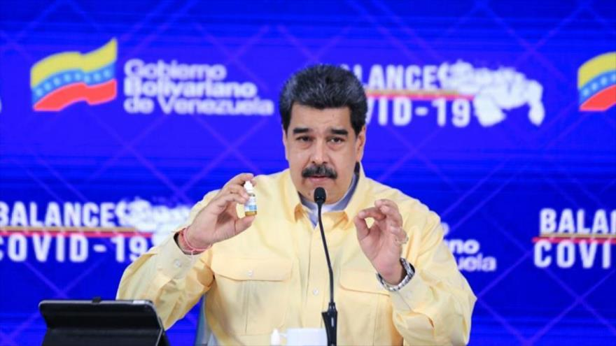 Venezuela produce un antiviral que neutraliza al 100 % a COVID-19