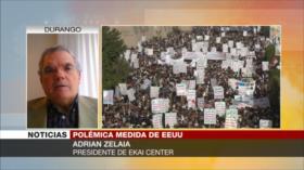 Zelaia: Es necesario alzar la voz contra crímenes de EEUU en Yemen