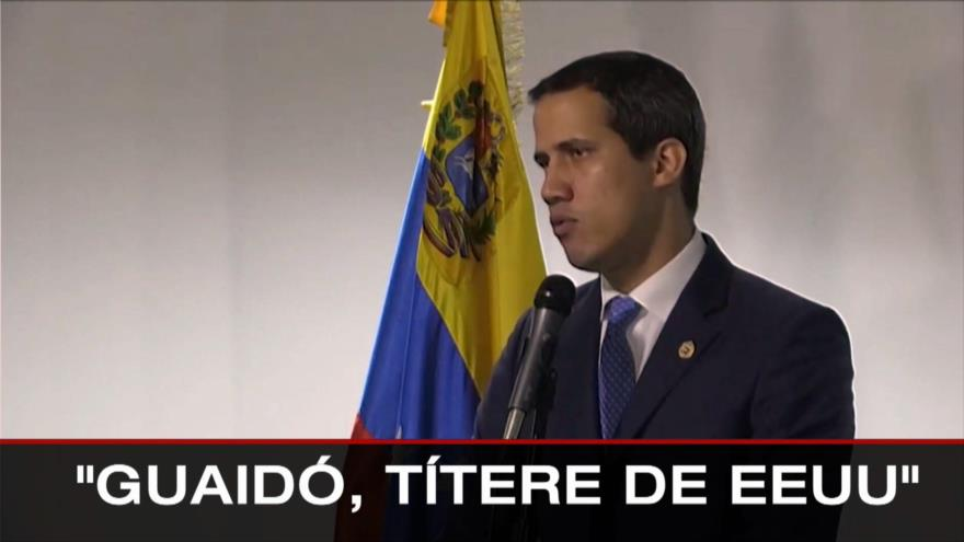 Gira regional de Zarif. Polémica medida de EEUU. Guaidó, títere de EEUU - Boletín: 16:30 - 25/01/2021