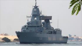 Alemania agitará aguas del mar del sur de China; enviará fragata