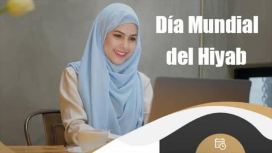 El 1 de febrero de 2020 se celebra en todo el mundo el Día Internacional del Hiyab.