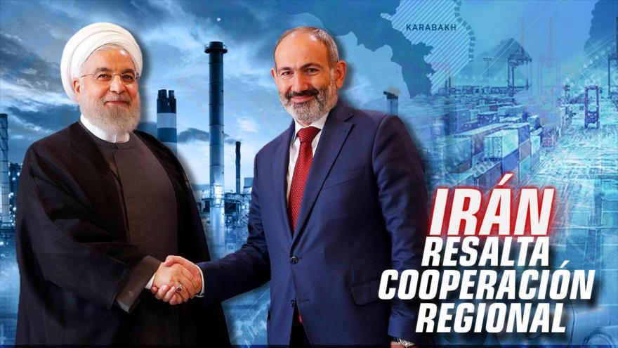 Detrás de la Razón: Canciller Zarif inicia gira por la región del Cáucaso para estrechar cooperación