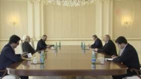 Irán y Azerbaiyán abogan por fortalecer aún más sus relaciones