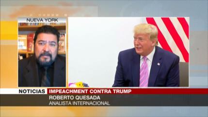 'Un fallido impeachment refleja que en EEUU se puede violar leyes'