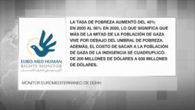 Organismos humanitarios exigen fin del bloqueo contra Gaza