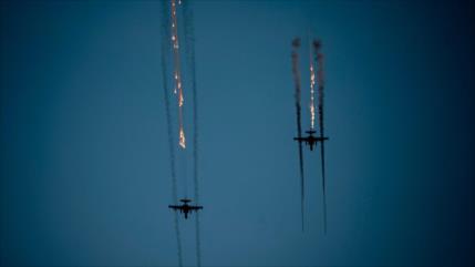 Rusia lanza lluvia de ataques contra terroristas en Siria