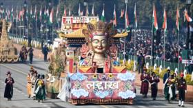 En imágenes: La India celebra 72.º aniversario de su independencia