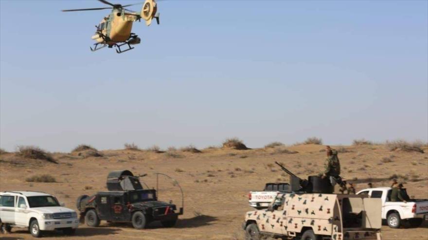 Fuerzas populares iraquíes destruyen cinco escondites de Daesh | HISPANTV