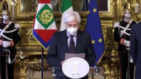 Futuro del pacto nuclear. Crisis política en Italia. COVID-19 en Colombia - Boletín: 16:30 - 26/01/2021