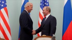 Putin y Biden en primera llamada y abordan asuntos bilaterales
