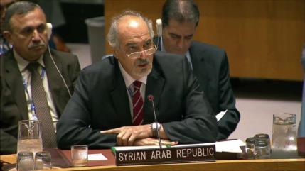 Siria alerta: Ocupación israelí amenaza seguridad y paz del mundo
