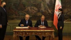 Irán retomará compromisos del PIAC cuando EEUU levante sanciones
