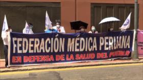 UCI en Perú más ocupadas que en peor momento de la pandemia