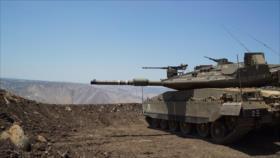 Vídeo: Israel envía tanques a los ocupados altos del Golán
