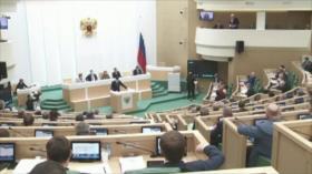 Parlamento ruso ratifica prolongación de pacto nuclear Nuevo START