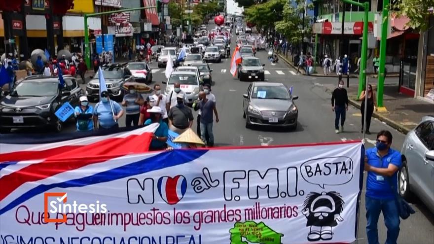 Síntesis: Corrupción en Costa Rica