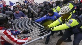 Otro policía se suicida tras la irrupción en el Capitolio de EEUU