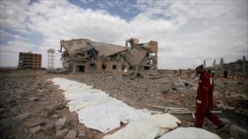 Yemen: Detener venta de armas a Riad no elimina crímenes de EEUU