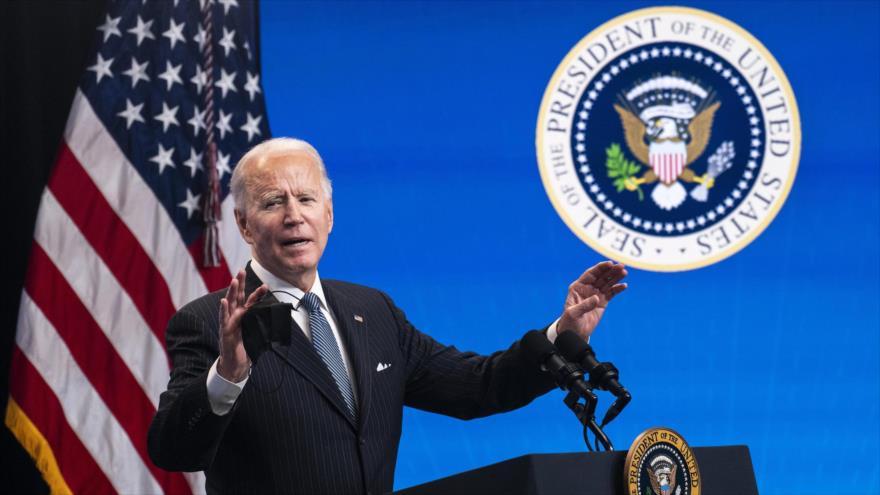 Otra postura anti-China: Biden asegura a Japón apoyo ante Pekín