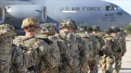 Irak indignado que EEUU de Biden dude en retirar sus tropas