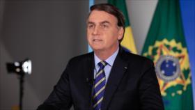 Bolsonaro a la prensa reveladora: ¡Váyase a la p***a que le parió!