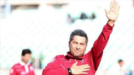 Astro de fútbol iraní, Mehrdad Minavand, muere por COVID-19