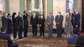 República Dominicana juramenta jueces del Tribunal Constitucional