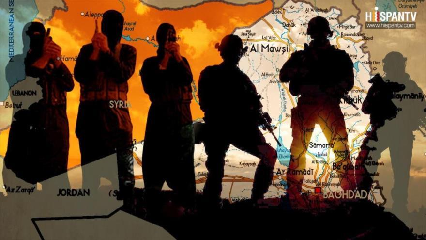Irak-Siria: la única alternativa es expulsar a la Coalición USA-Daesh   HISPANTV