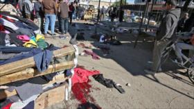 Fuerzas Populares: A. Saudí, involucrada en la matanza de iraquíes