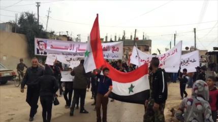 Continúa escalada provocada por milicias kurdas, en noreste de Siria