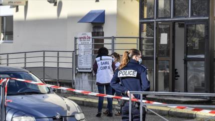 Mueren dos mujeres por disparos de un desempleado en Francia