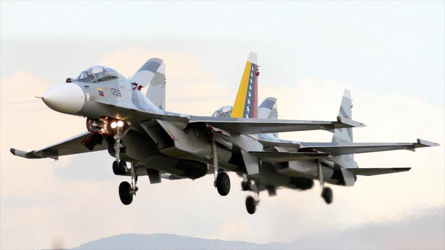 'Fuerza Aérea de Venezuela la más fuerte de América Latina' | HISPANTV